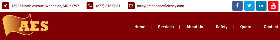 American Efficiency Services